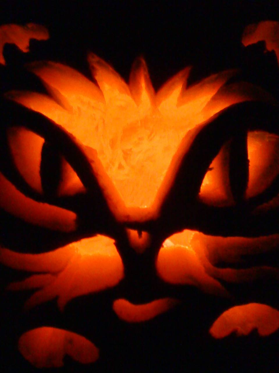 My Halloween Pumpkin
