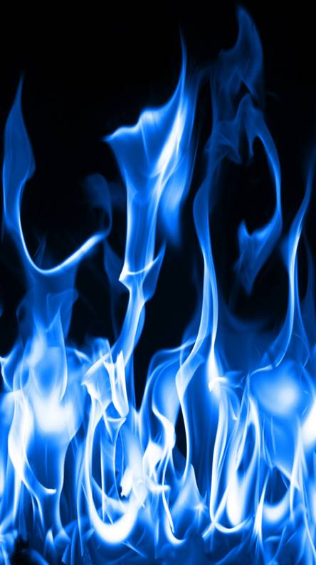 Blue Flame Wallpapers Free By Zedge