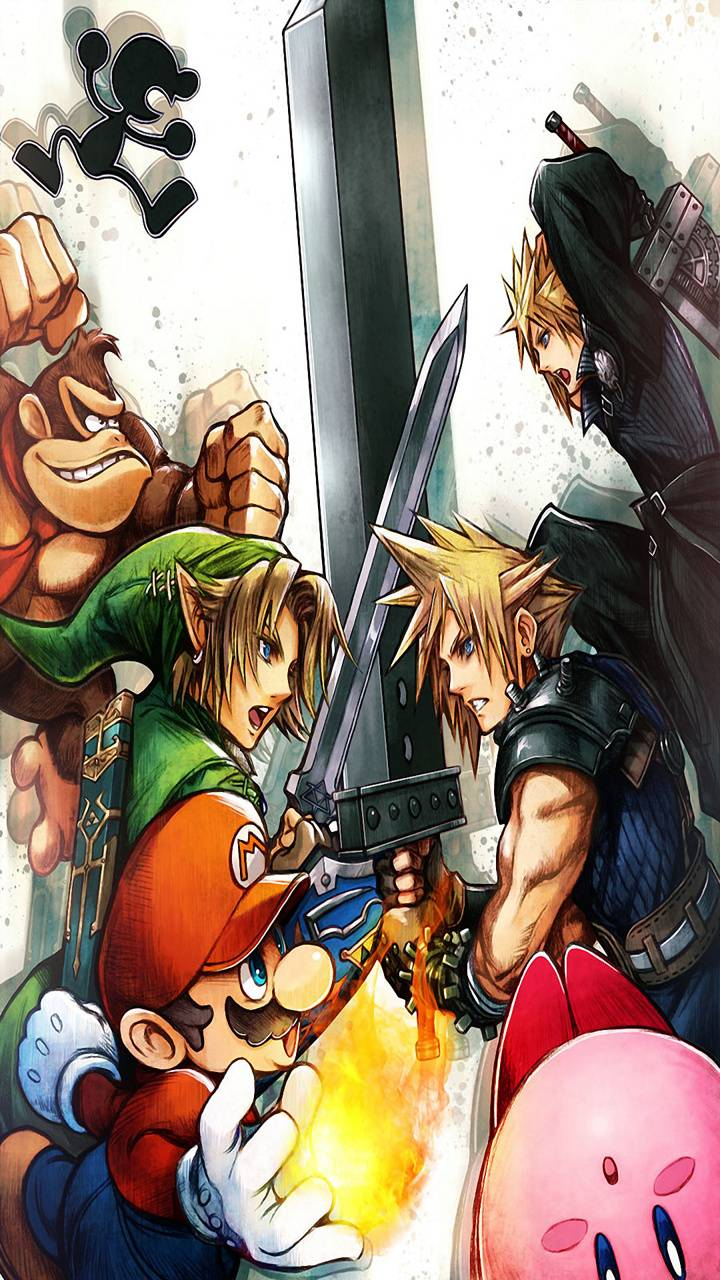 Super Smash Bros Wallpaper By Toxictidus A7 Free On Zedge