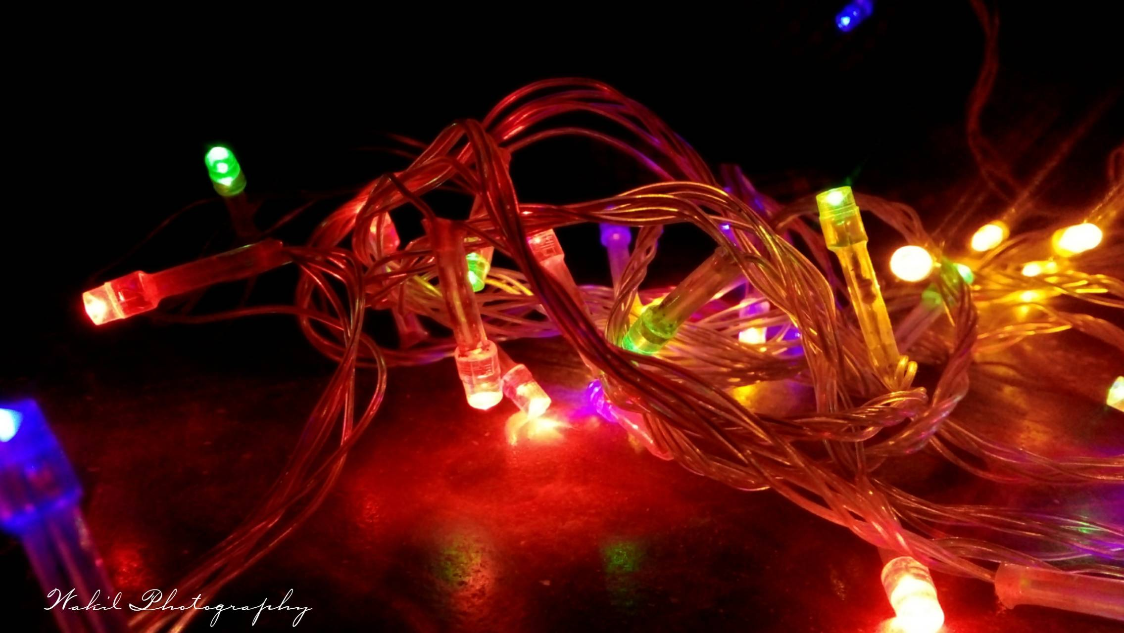 Coloring lights
