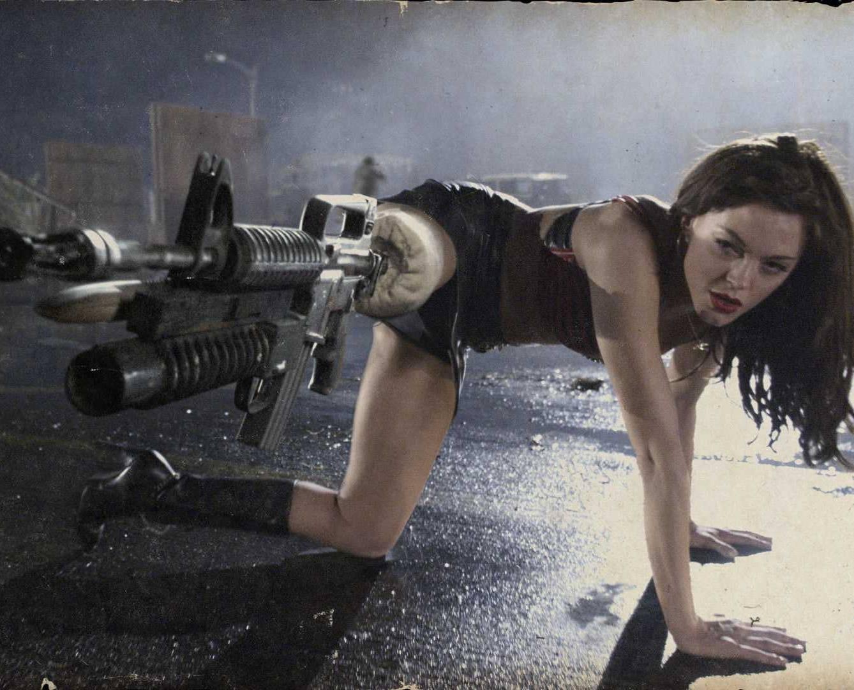 Machine Gun Cherry