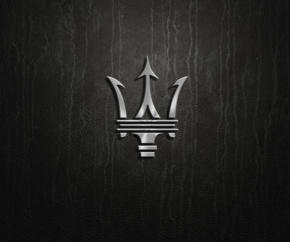maserati logo wallpaper by tony stark d0 free on zedge