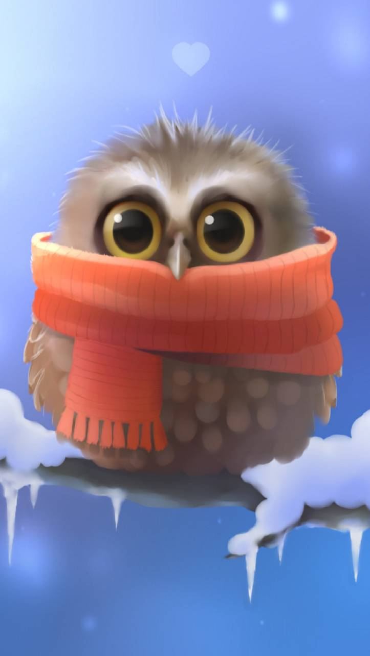 Cute Owl Wallpaper By Xy Xx 59 Free On Zedge