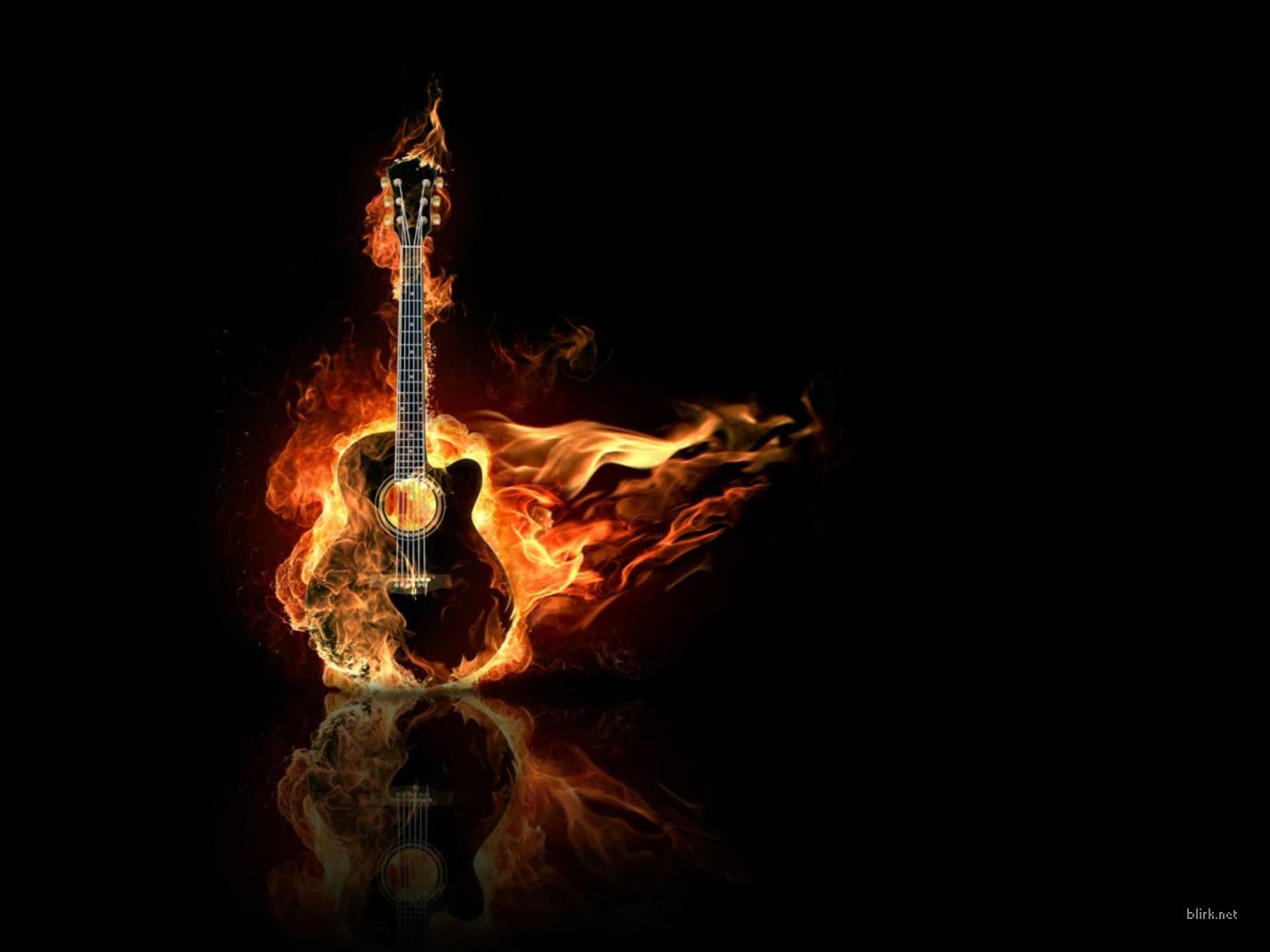 Rockstar Guitar Wallpaper By Tariq999 Fa Free On Zedge