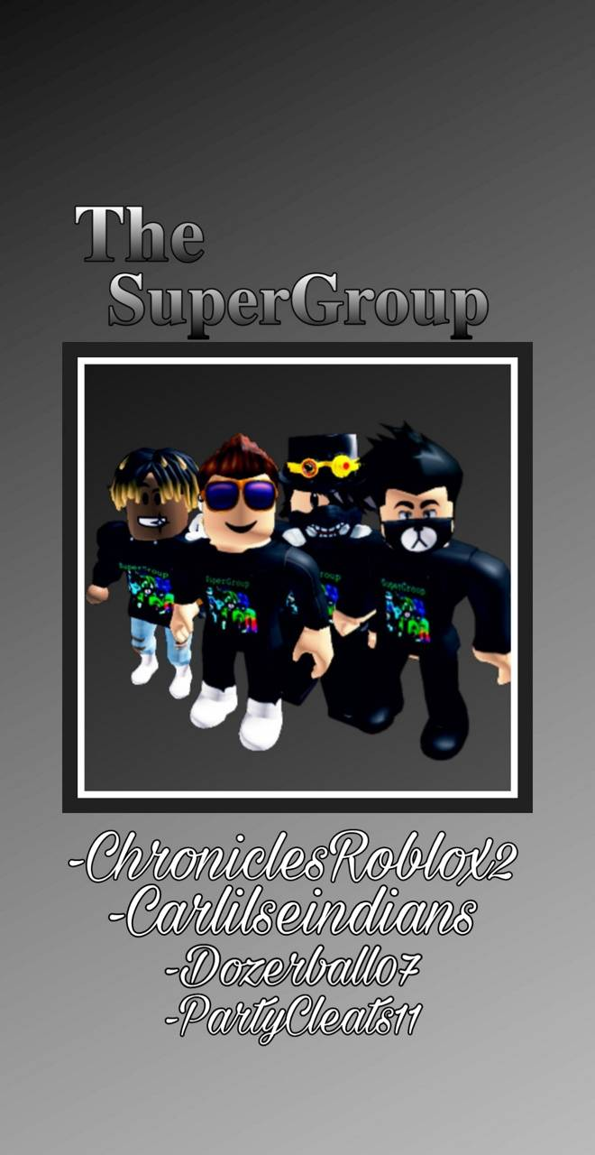 SuperGroup Roblox