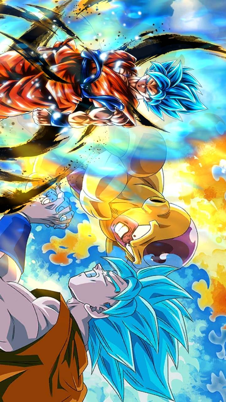 Goku vs Friza