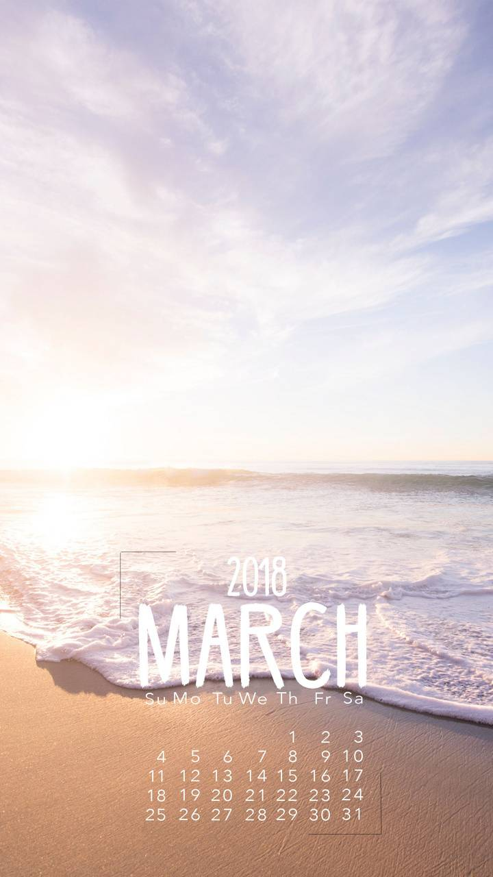 Beach March