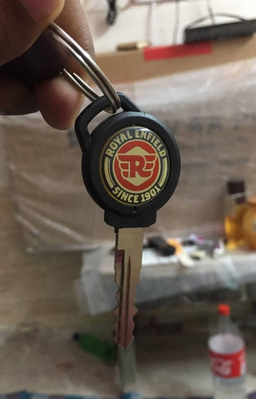 Royal Enfield Key