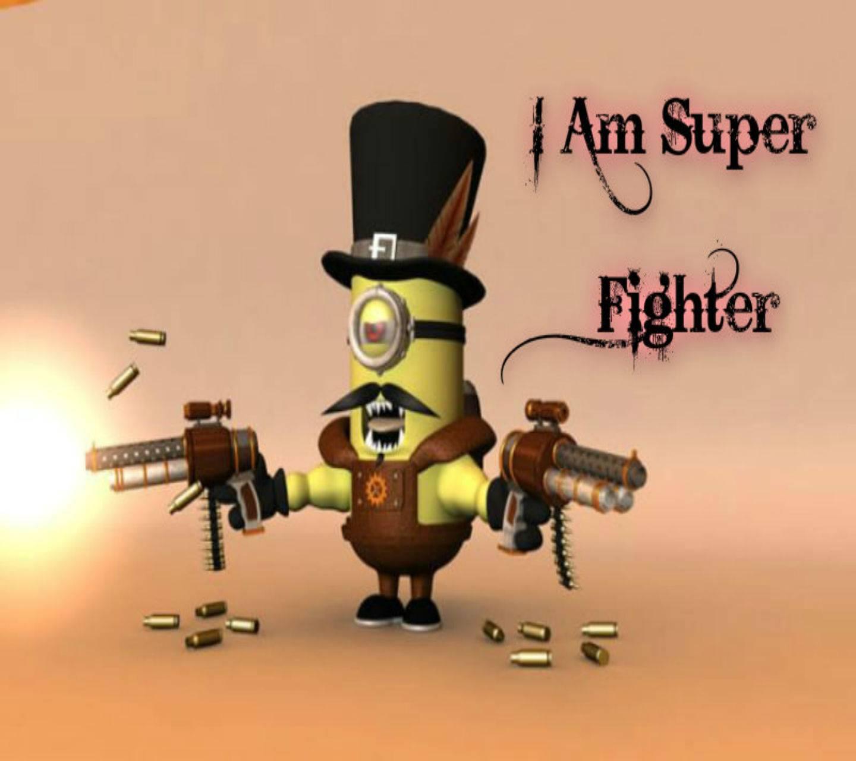 Fighter Minion