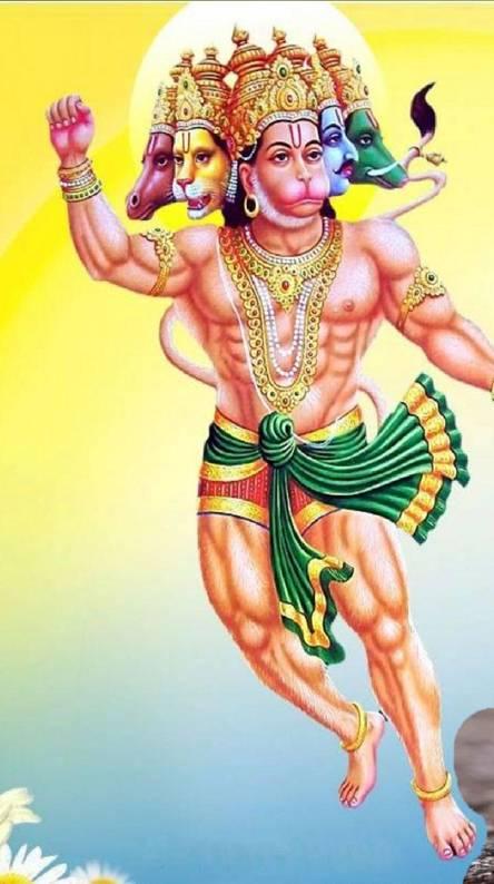 Panchmukha Hanuman