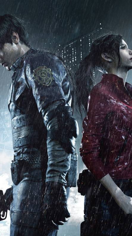 Resident Evil 2 Wallpapers Free By Zedge