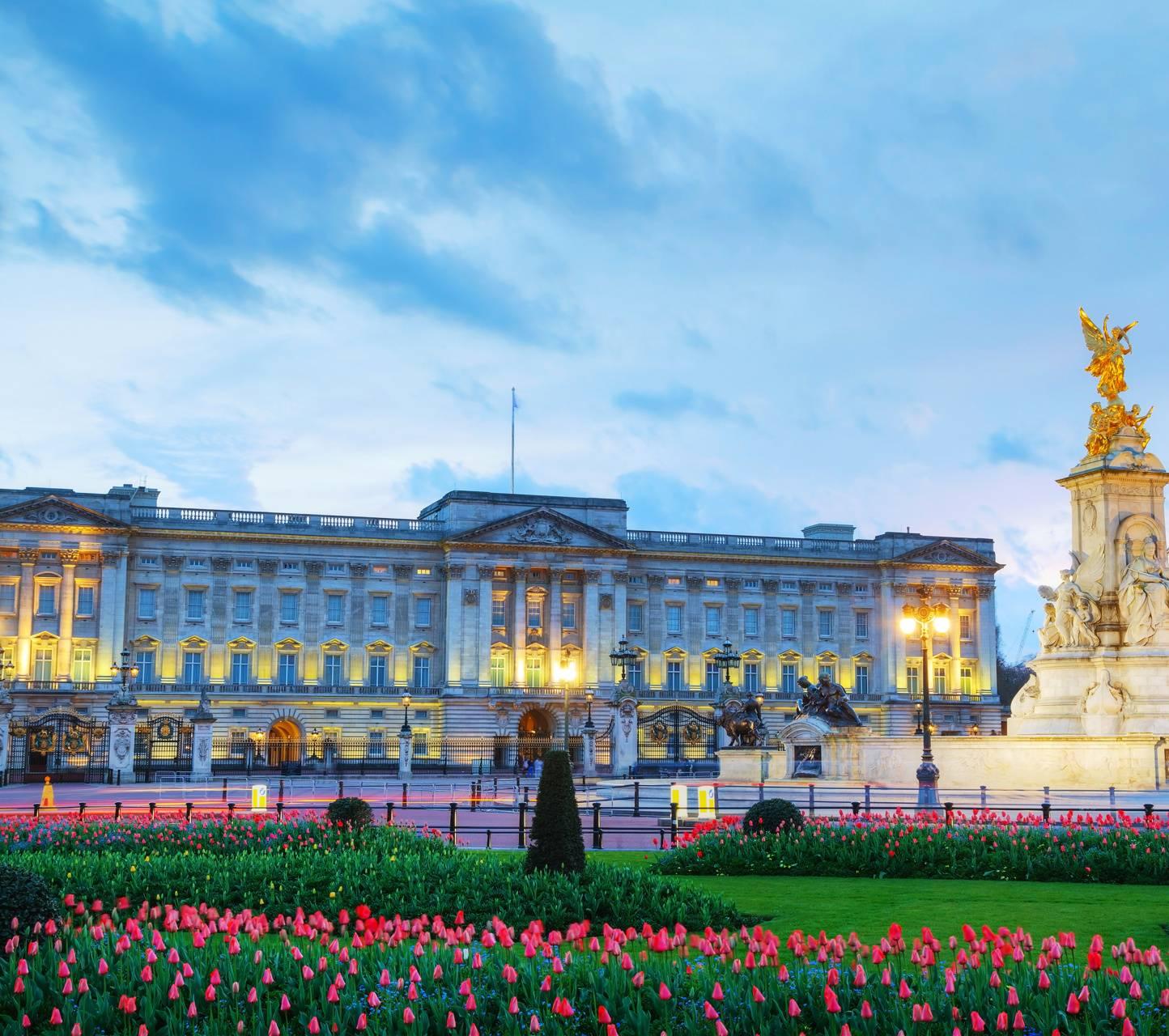 Buckingham Palce