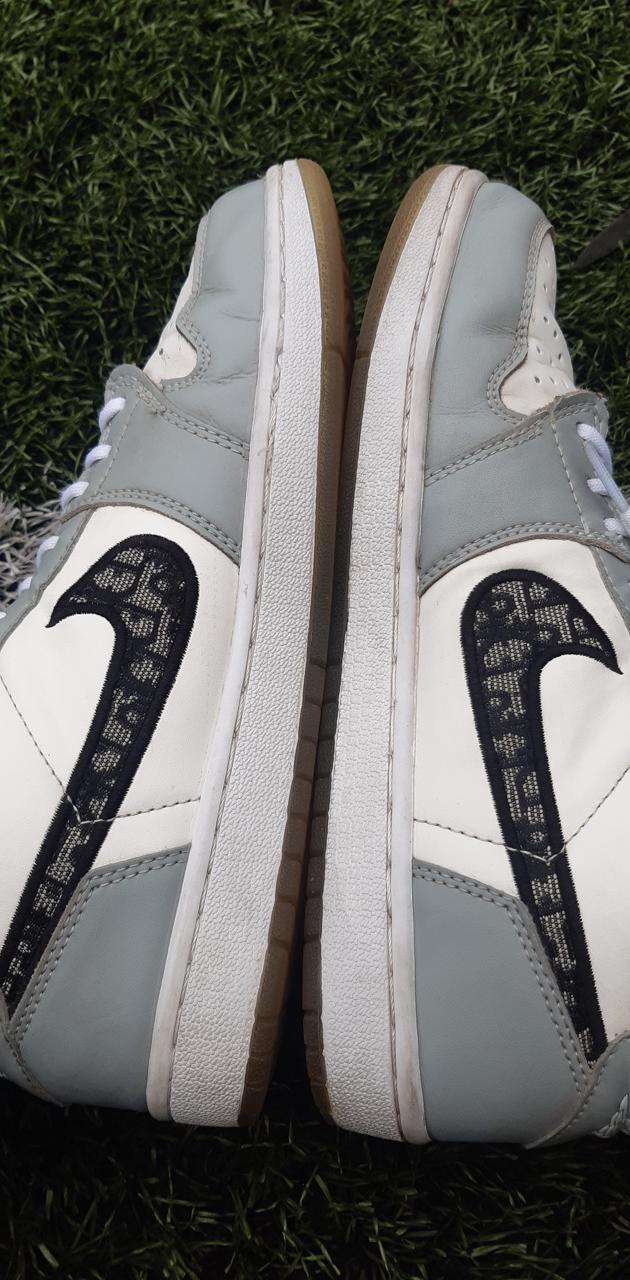 Jordan Nike Dior 2021