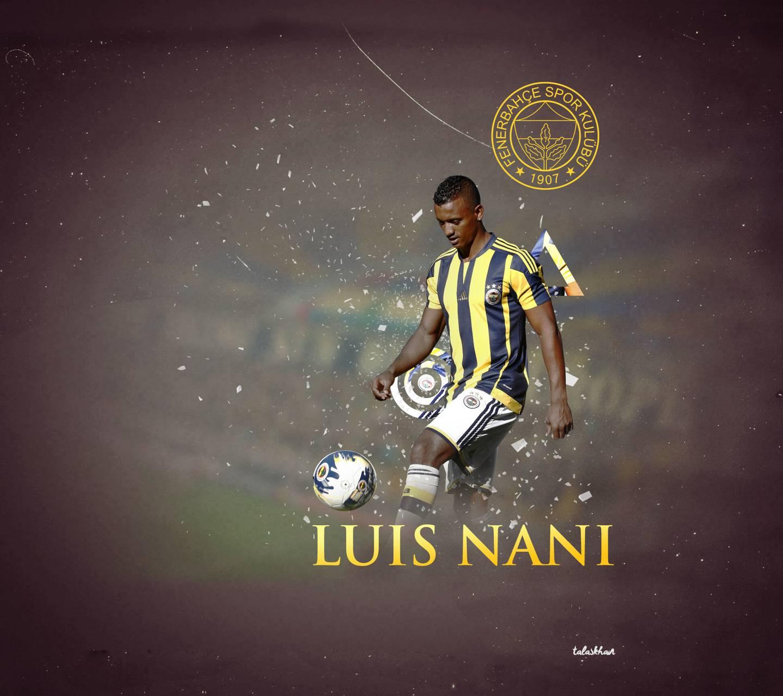 Luis Nani Wallpaper