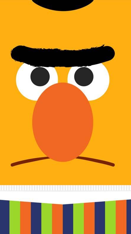 Angry Bert