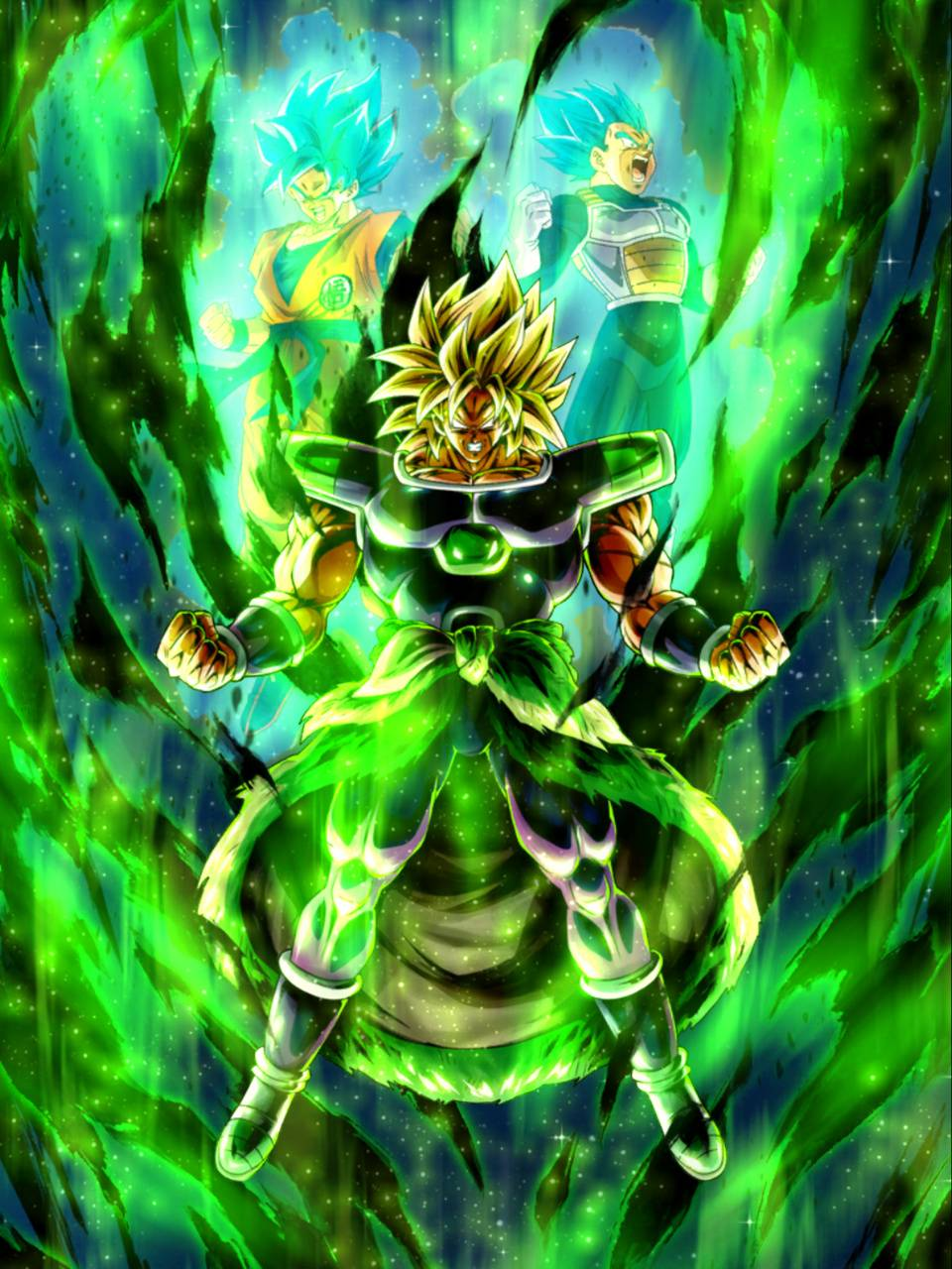 Broly Wallpaper Wallpaper By Jmoonx92 8a Free On Zedge