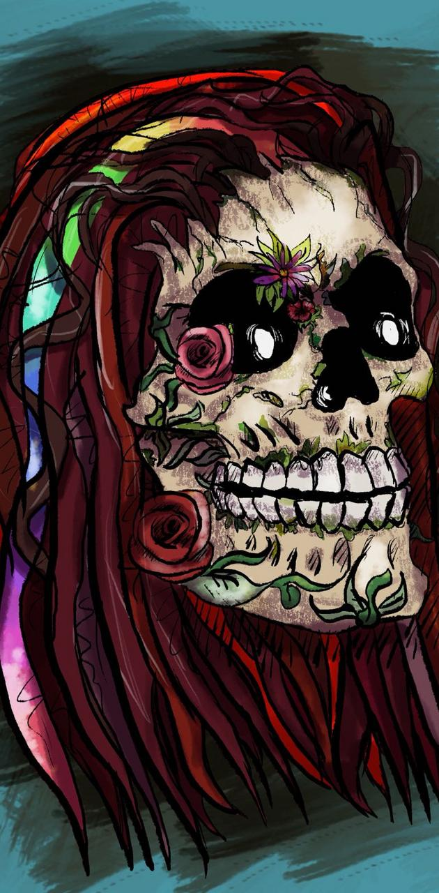 Dreadwitch skull