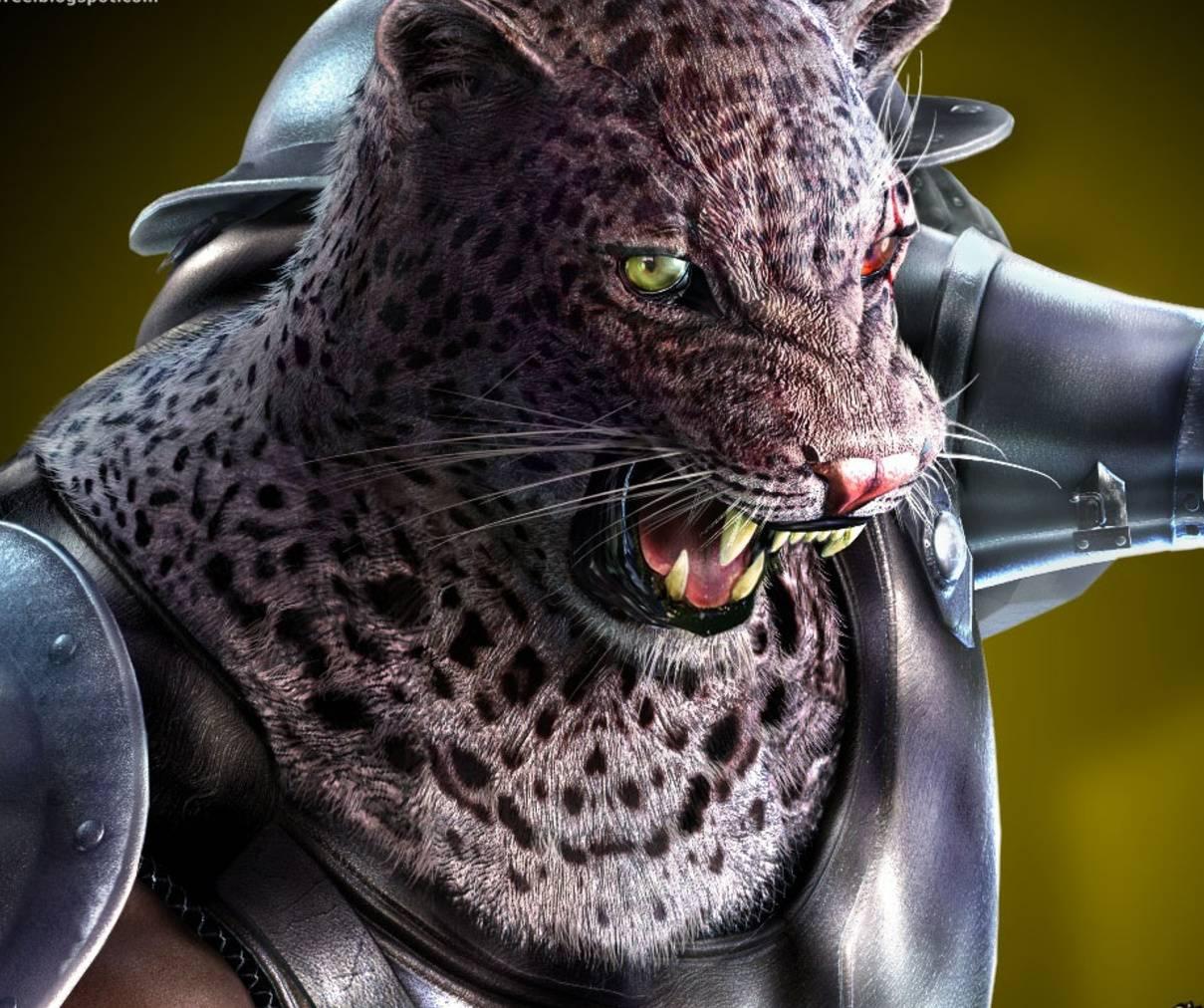 Tekken - Armor King