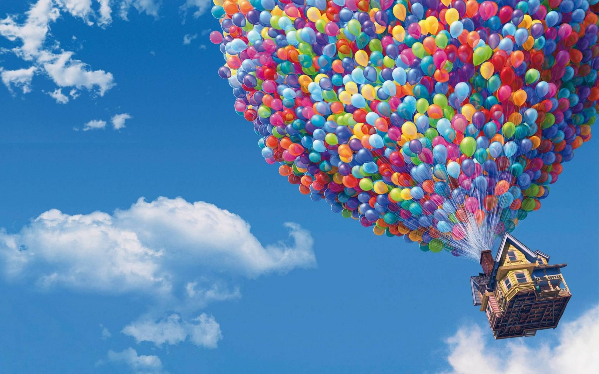 Up Wallpapers Pixar