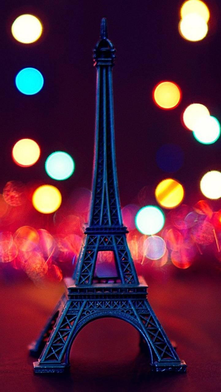 Paris Bokeh