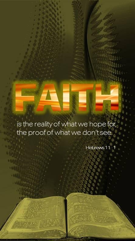 Hebrews 11 1  Faith