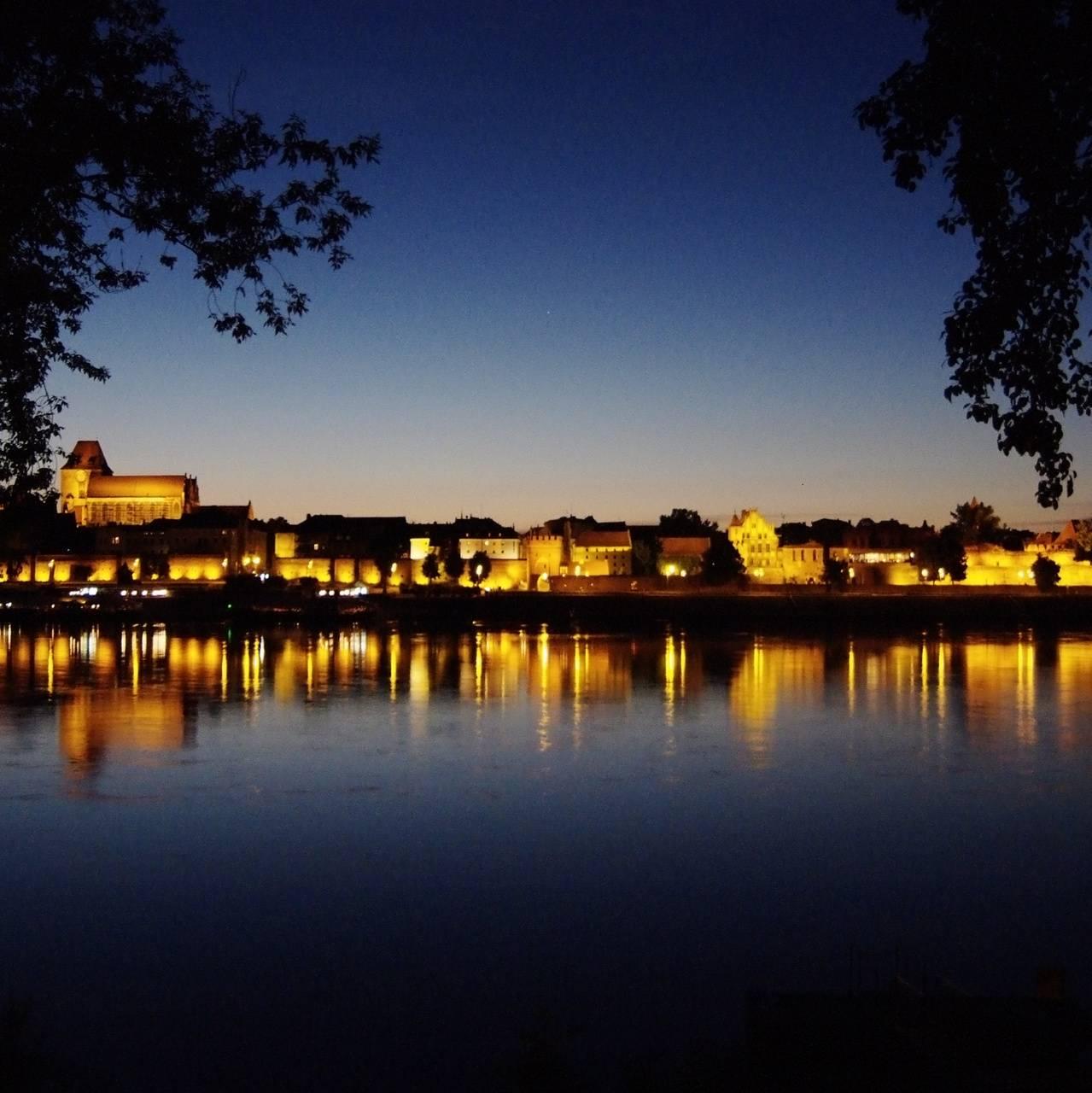 Torun By Night
