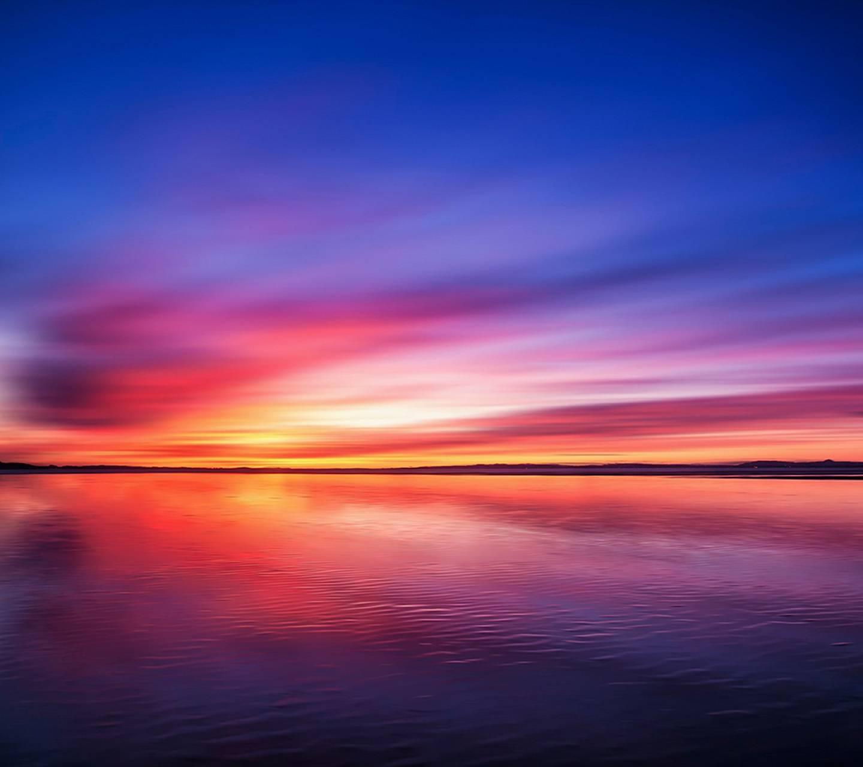 Oppo Find 7 Sunset