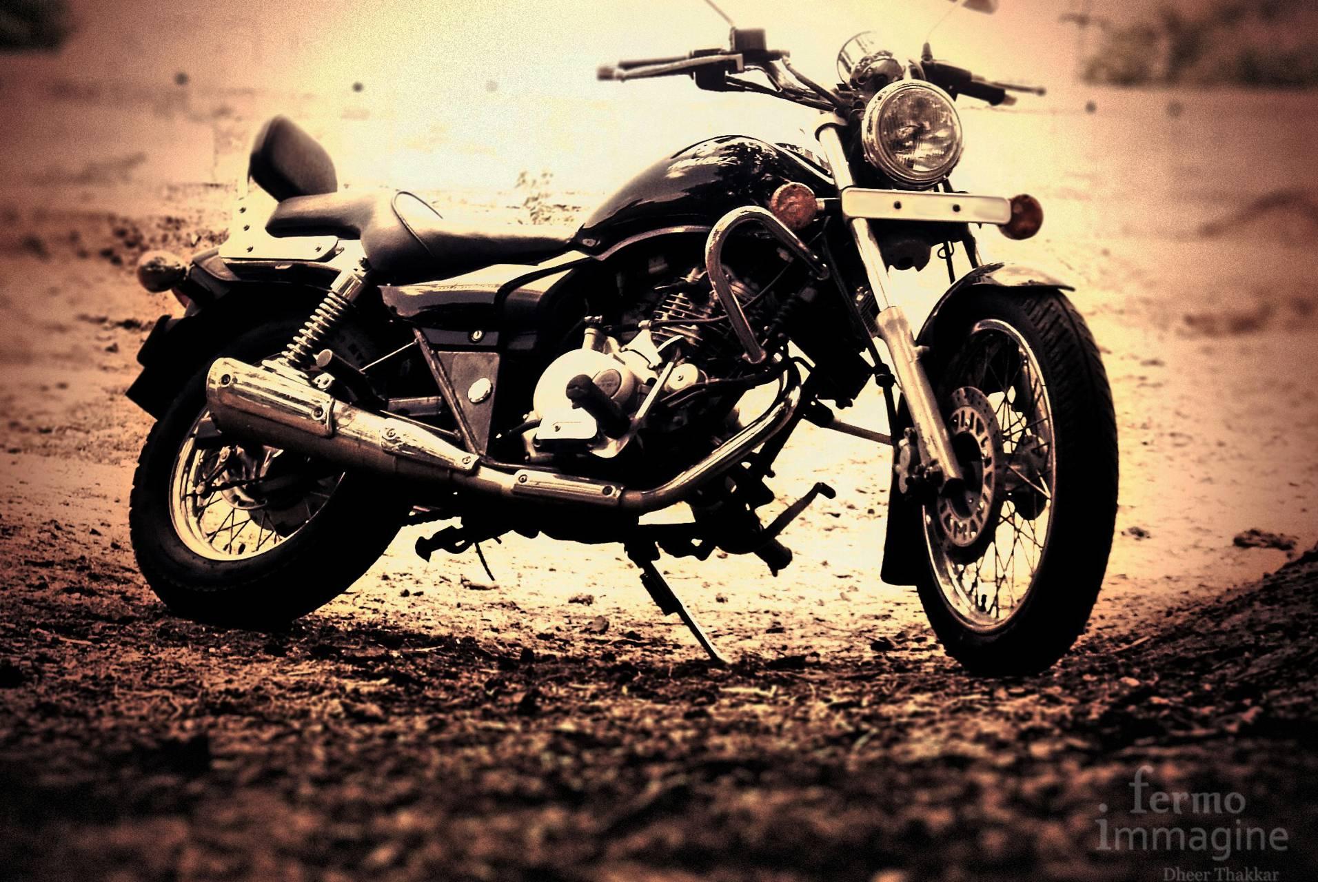 Stylish Bike Ride