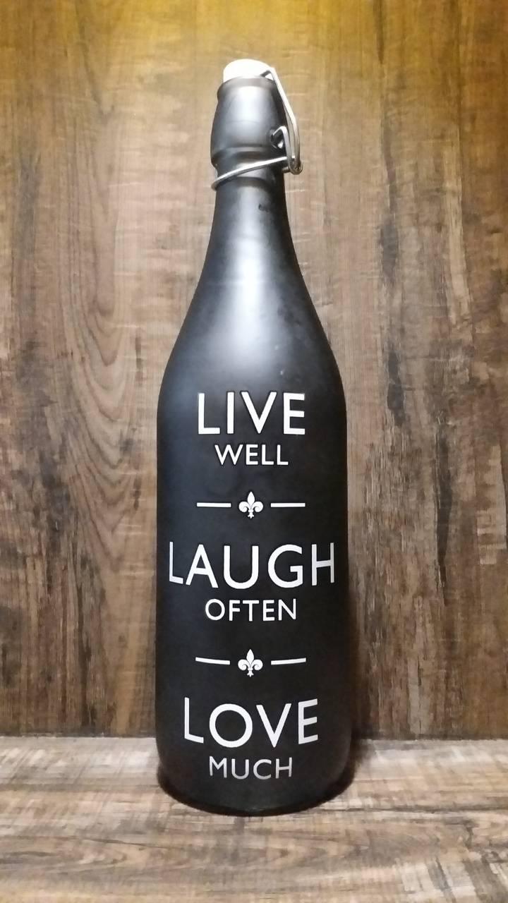 Philosophy bottle
