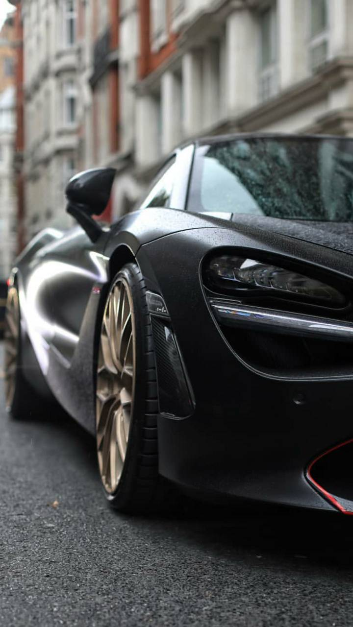Black 720s Wallpaper By Abdxllahm A9 Free On Zedge