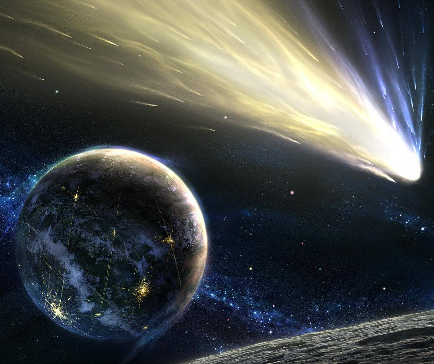 Universe Meteor