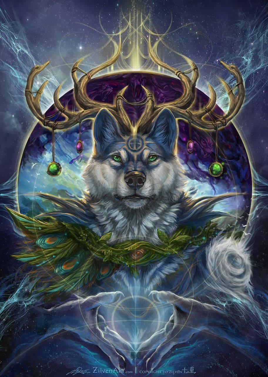 Wolf Spirit Wallpaper By Missystarburst 81 Free On Zedge