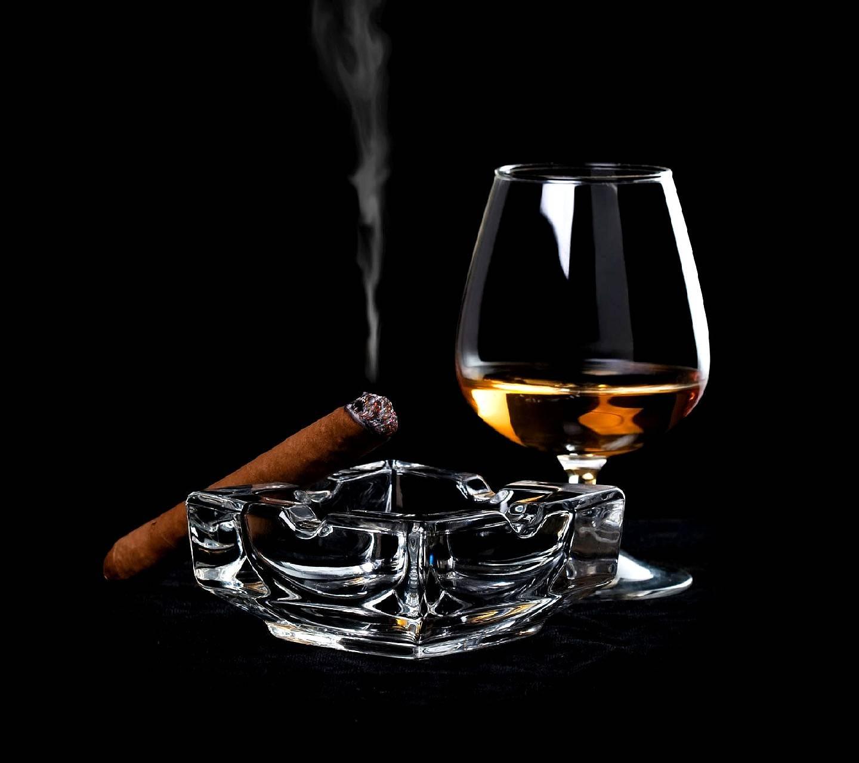 cigarettes and alcoh