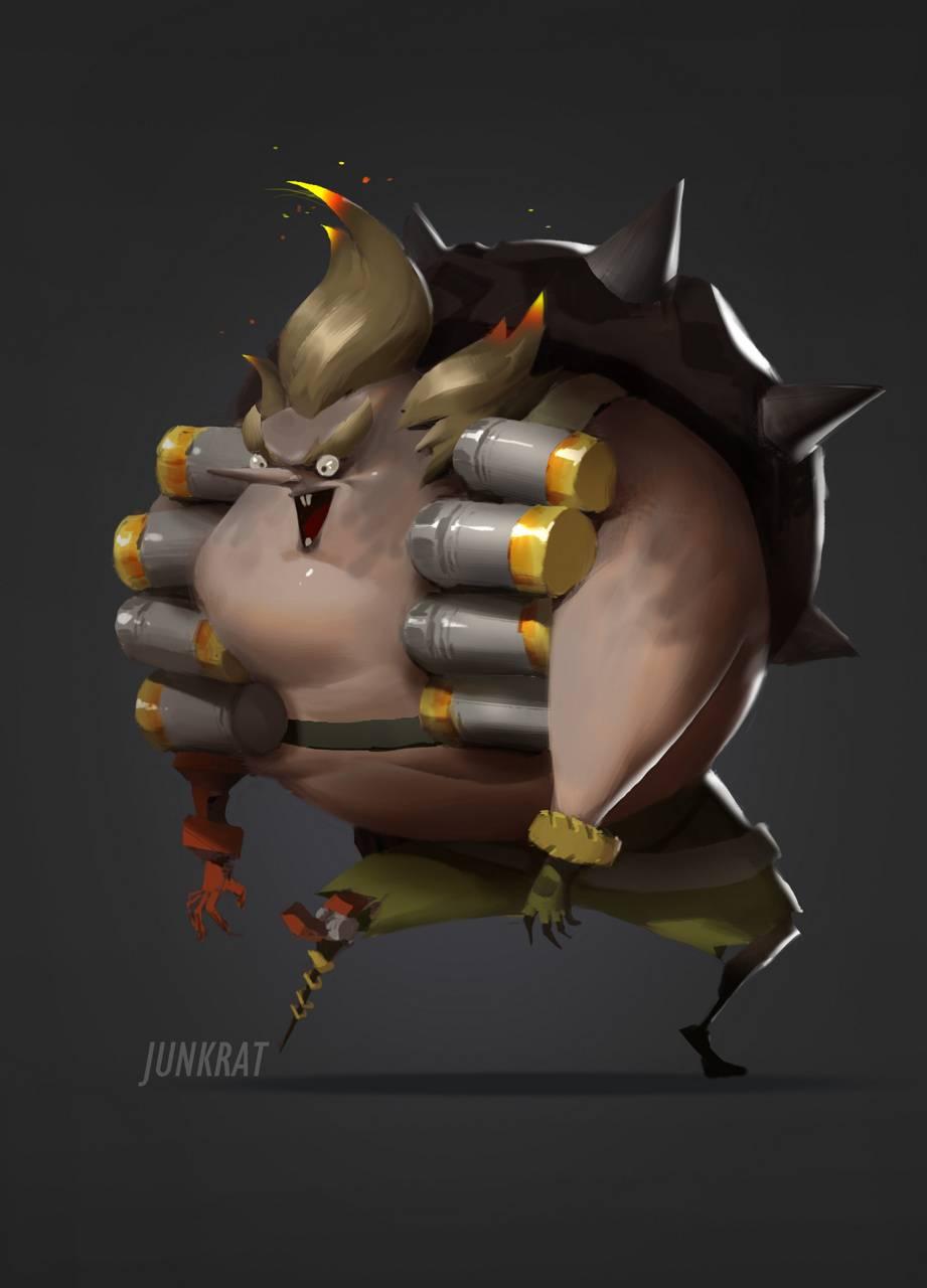 Fat Junkrat