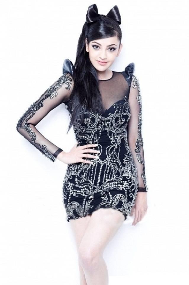 Cute Actress Kajal