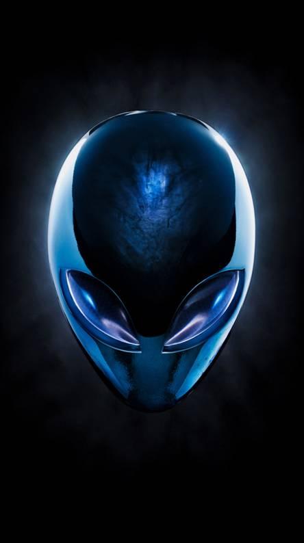Blue Alienware HD