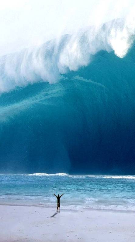 3 8 Bolt >> Tsunami Ringtones and Wallpapers - Free by ZEDGE™