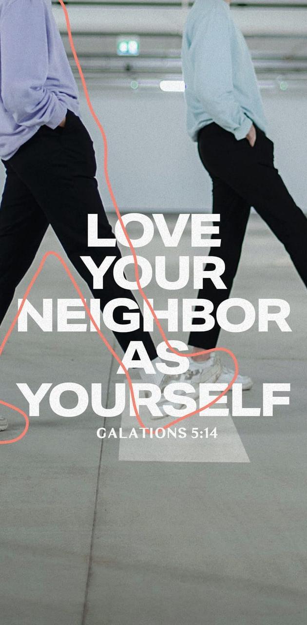 Galatians 5 14