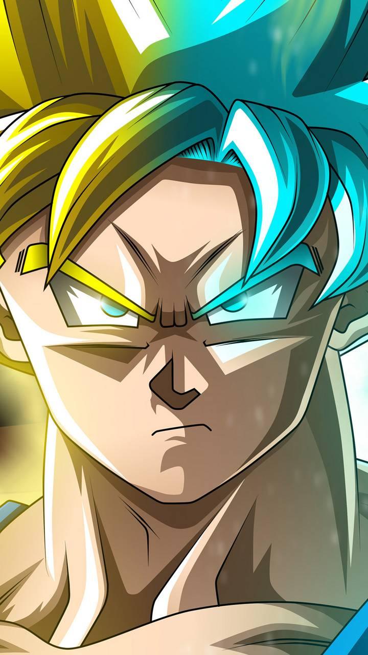 Goku super blue