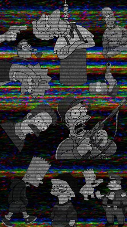 Simpsons vintage