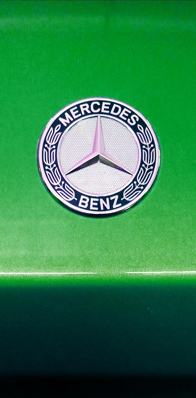 Mercedes-Benz Green