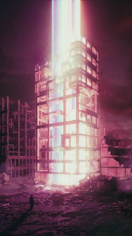 Neon Building