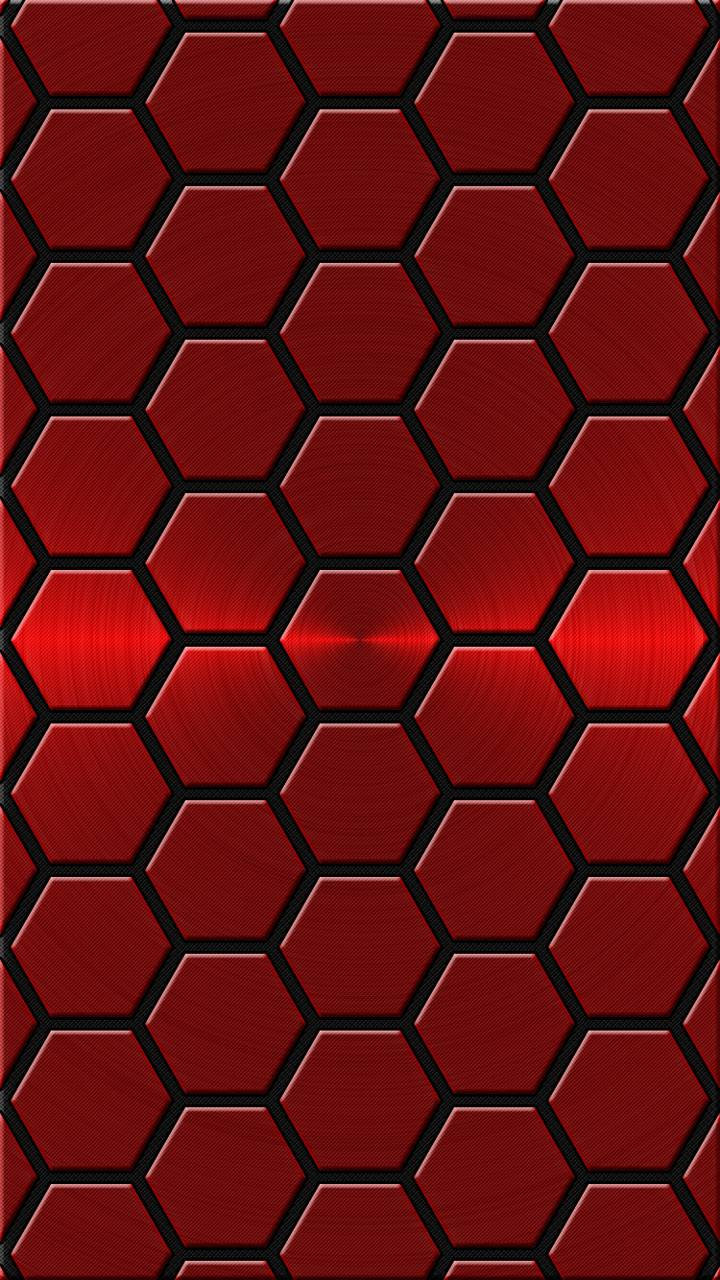 Red Poly