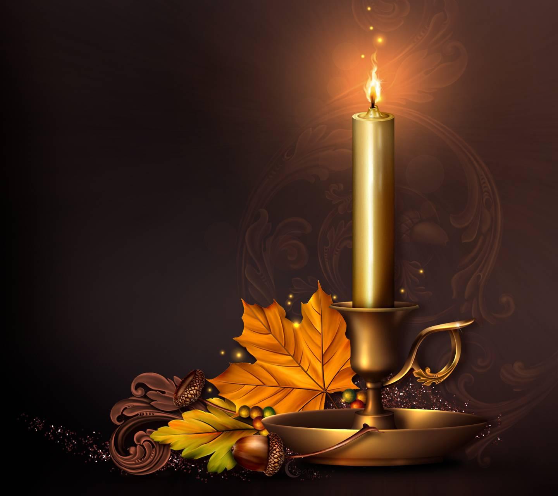 людмила фоторамки свечи осень нужно