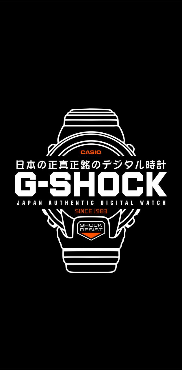 G-SHOCK JAPAN 2