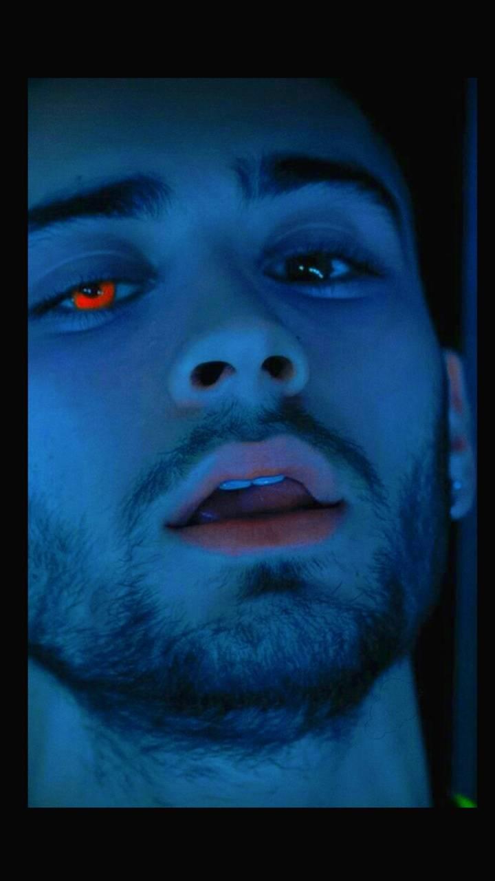 Zayn Malik Blue