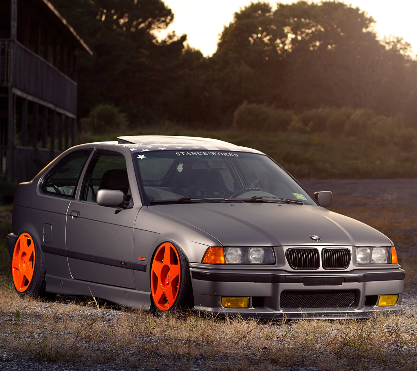 Bmw Wallpapers And Backgrounds: Bmw-e36-tuning Wallpaper By Evgrub