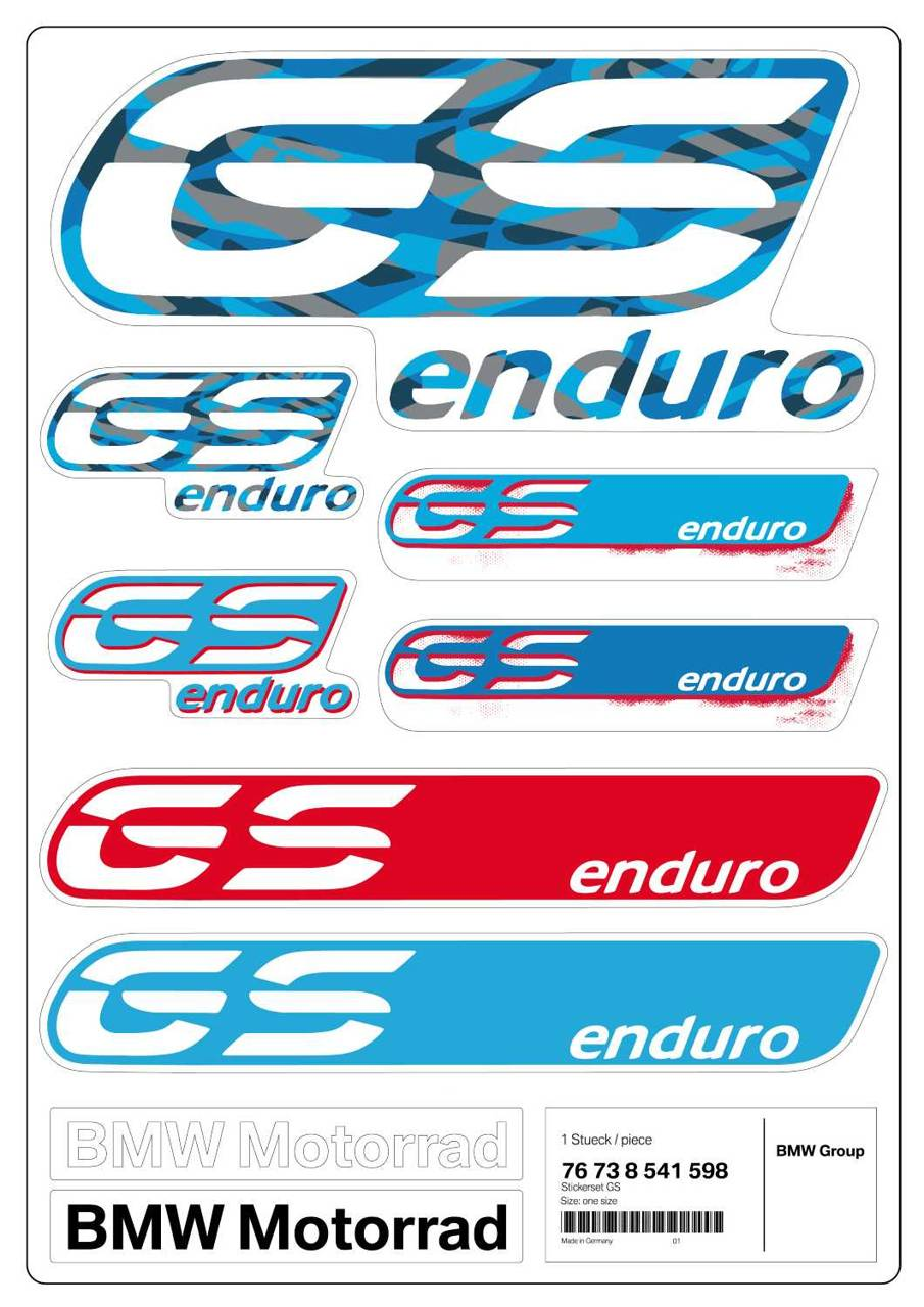 BMW GS ENDURO
