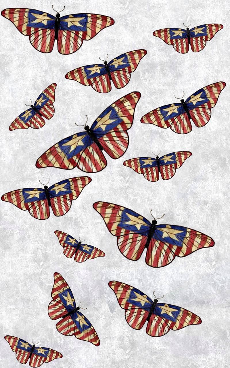 Patriotic Wings