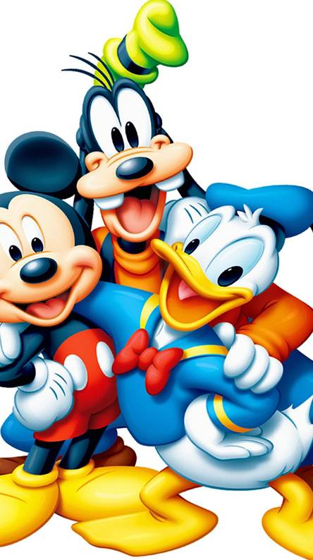 750 Koleksi Wallpaper Hp Android Mickey Mouse Gratis Terbaik